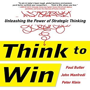 Think to Win Audiobook
