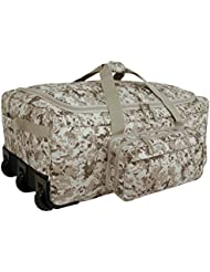 Code Alpha Mini Monster Wheeled Deployment Bag, MARPAT