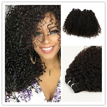 Amazon.com   Wigsroyal Brazilian Small Curls long Tight Curly Weave ... c756a8c23