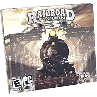Amazon com: Railroad Tycoon 3: Video Games