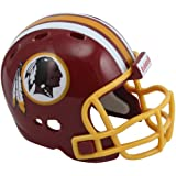 NFL Riddell Washington Redskins Pocket Pro Micro Helmet - Burgundy