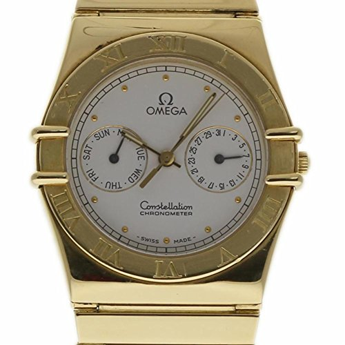 Omega-Constellation-swiss-quartz-mens-Watch-11023000-Certified-Pre-owned