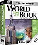 Software : World Book 2003 Ultra Deluxe Encyclopedia