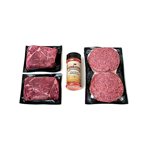 Nebraska Star Beef Angus Beef Gift Package, Premium Value