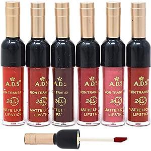 ADS Lips4u Liquid Matte Lipstick, (A01807A), 5ml