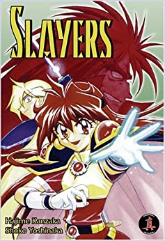 Slayers Super-Explosive Demon Story: Charmed (Slayers (Graphic ...