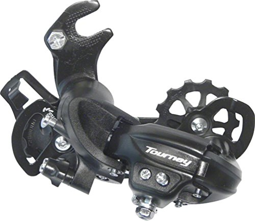 Shimano Tourney TY300 6/7-Speed Rear Derailleur with Dropout Claw - Dropout Rear