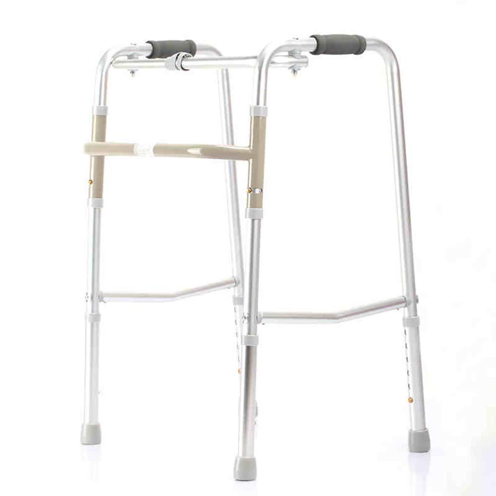 TRELLA Andador Bariátrico Plegable Ajustable para Ancianos y ...