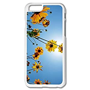 Btbk XY Yellow Flowers Sunlight Case Cover For IPhone 6