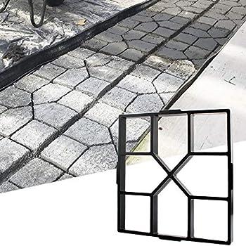 Amazon.com: Agyvvt - Molde para hacer senderos de jardín ...