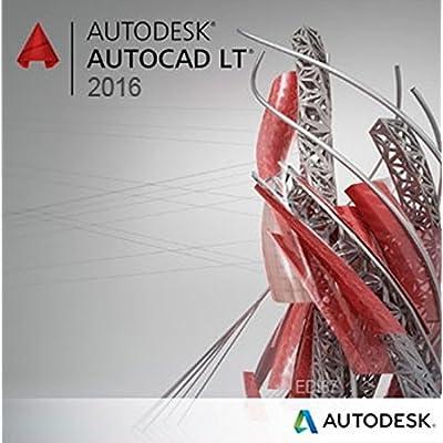 Autodesk AutoCAD LT 2016 - Software de diseño automatizado (CAD) (Plurilingüe, 4000 MB, 2048 MB, Intel Pentium 4/AMD Athlon)