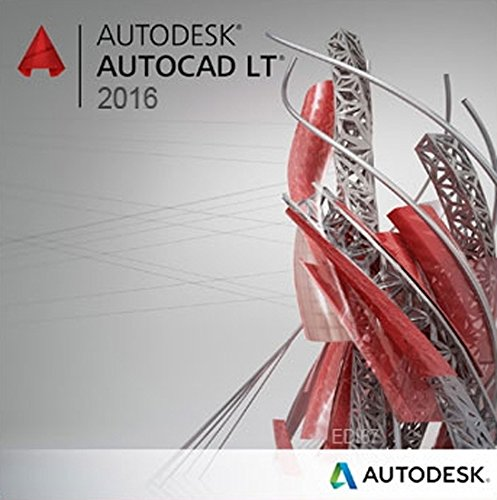 Software : AutoCAD LT 2016 | 5 Pack | New Retail Box