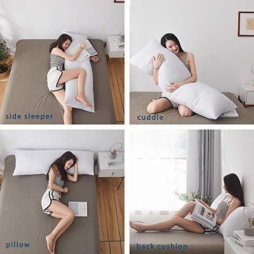 ELNIDO QUEEN Full Body Pillow