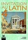 Invitation au latin 4e par Gason