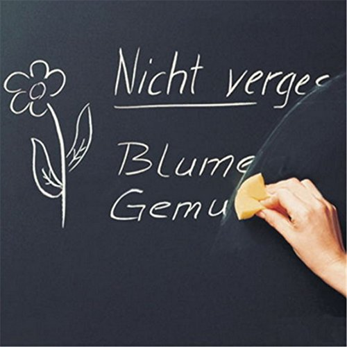TraveT 200x45CM Removable Chalkboard Blackboard