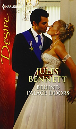 book cover of Behind Palace Doors
