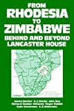 From Rhodesia to Zimbabwe, W.H. Morris-Jones, 0714631671