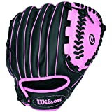 Wilson A200 Series Girl's 10-inch Tee Ball Glove (Right Hand Throw)