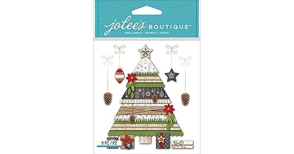Jolee/'s Boutique dimensionales Pegatinas-árbol Clásico