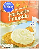 Pillsbury Perfectly Pumpkin Cookie Mix, 17.5 Ounce (Pack of 12)