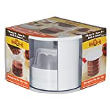 MR BAR B Q 40231X Burger Press and Storage Container