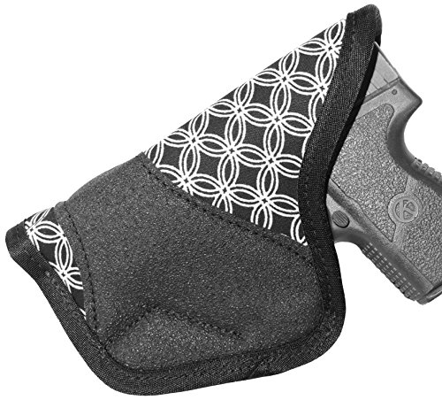 Crossfire Elite Women's Rebel Sub-Compact Holster, Fusion, Left/Right