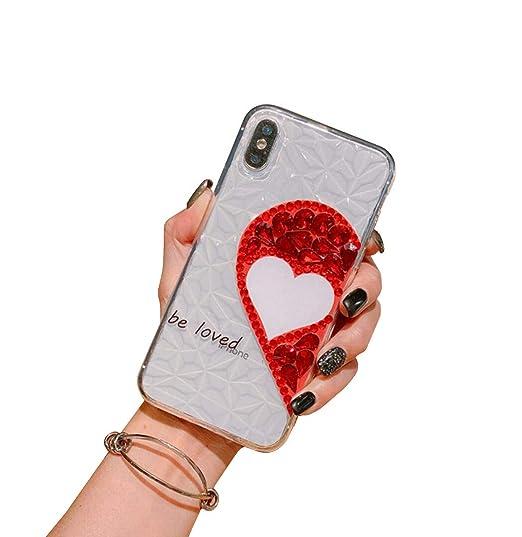 Amazon Com Losin Gemstone Case For Iphone X Iphone Xs