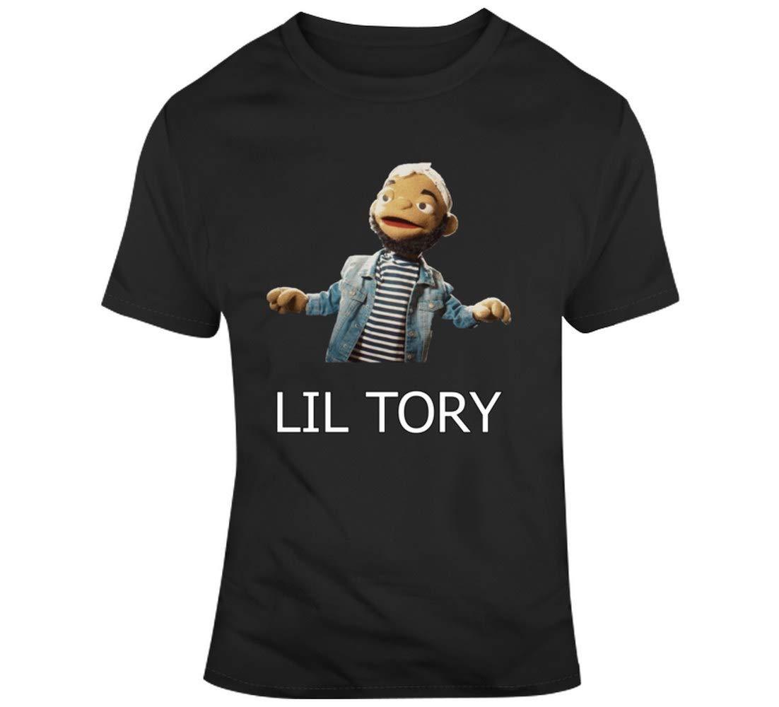 Wu0tin Lil Tory Puppet Tshirt