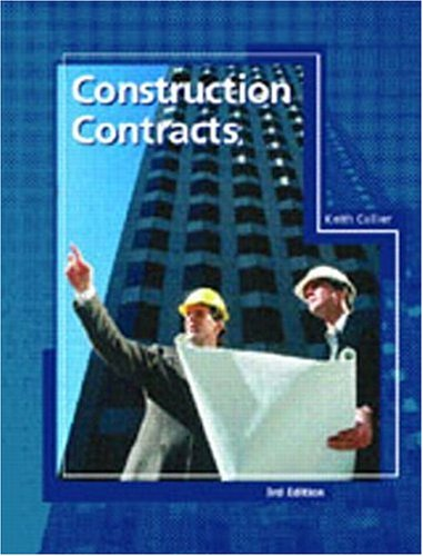 Construction Contracts (3rd Edition)