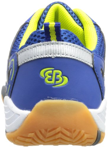 Bruetting Hit Indoor - Zapatillas deportivas para interior de material sintético hombre azul - Blau (blau/weiss/gelb)