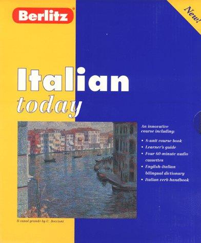 Berlitz Italian Today (Berlitz Today)