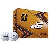 Bridgestone 2019 e6 White Golf Balls