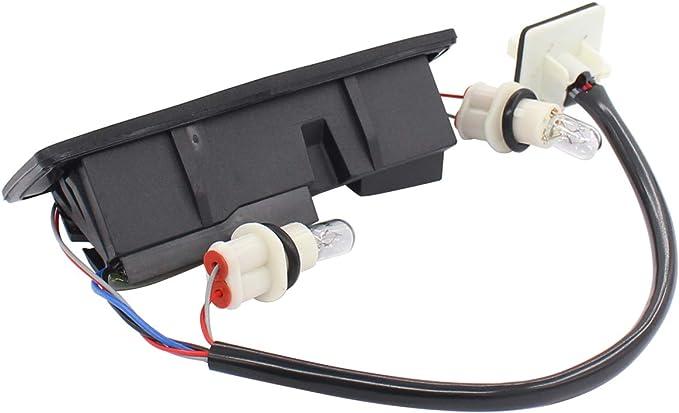 Heckklappe Taste Griff Mikroschalter Schalter Für Astra H Caravan Zafira B Auto