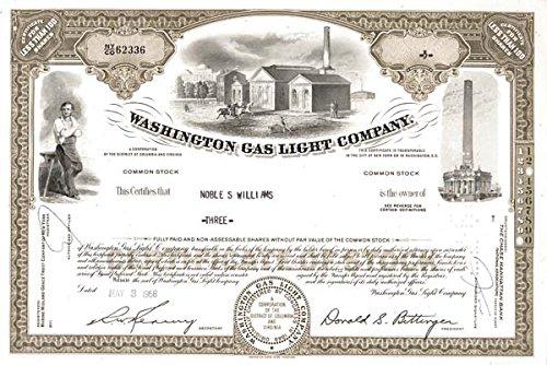 Washington Gas Light Co