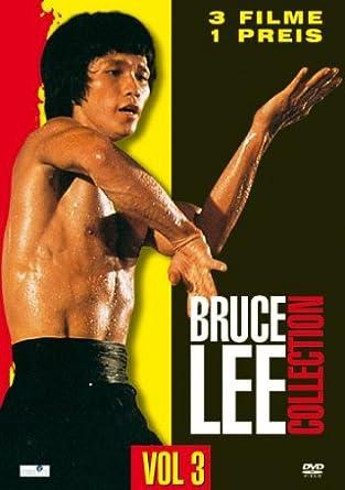 Bruce Lee Collection Vol 3 3 Dvds Amazonde Bruce Thai Bruce