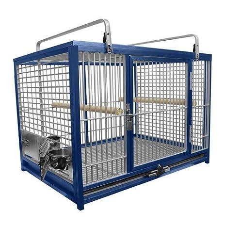 Kings Cages Reyes jaulas Grandes Compañías Aluminio Parrot ...