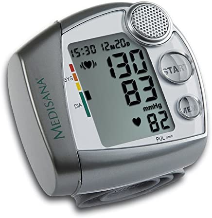 Medisana HGV Handgelenkblutdruckmessgerät (sprechend) 51220
