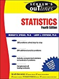 Schaum's Outline of Statistics (Schaum's Outline Series) 4th Edition
