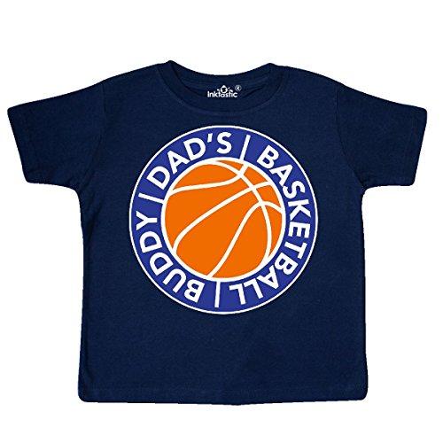 Navy Blue Basketball T-Shirt - 4