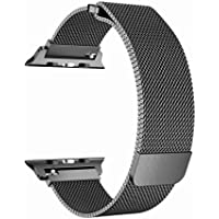 OROBAY for Apple Watch Band 42mm, Stainless Steel...