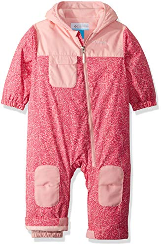 Columbia Unisex Baby Infant Hot-TOT Suit, Rosewater Crackle