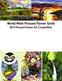 World Wide Pressed Flower Guild 2014 Pressed Flower Art Competition by Kate Chu (2013-12-18)