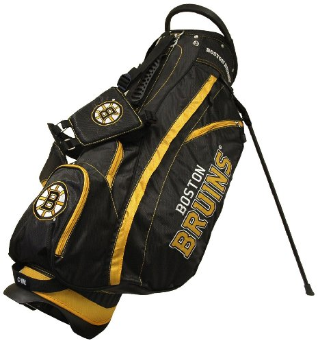 NHL Boston Bruins Fairway Stand Golf Bag