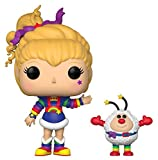 Funko Toy Figure Pop Animation Rainbow Brite and Twink