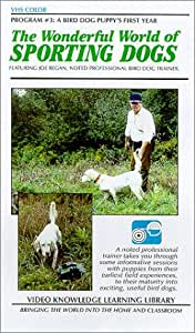 The Wonderful World of Sporting Dogs (A Bird Dog Puppy's First Year) [VHS]