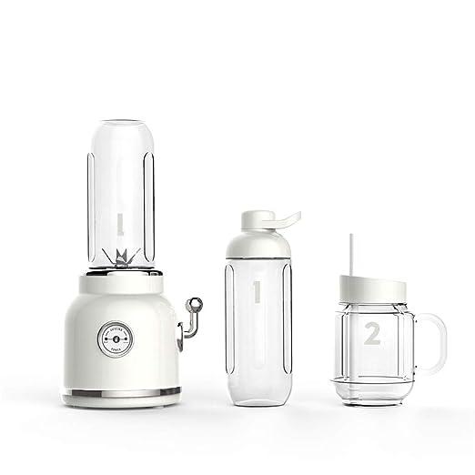 Ysysdyp Portable Mini Juicer para El Hogar Licuadora De Frutas ...
