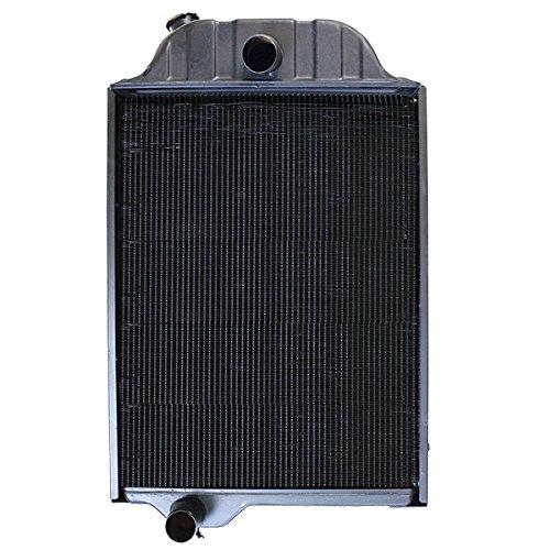 AR26551 New Radiator Made to Fit John Deere Tractor 4010 Gas & Diesel (John Deere 4010 Diesel)