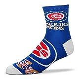 2016 World Series Champions Quarter Socks - Chicago Cubs