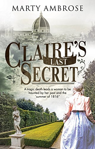 Image of Claire's Last Secret: A historical mystery featuring Lord Byron (A Lord Byron Mystery)