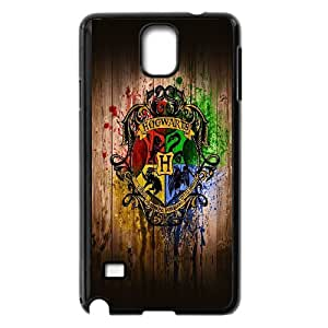 Harry potter print art phone Case Cove For Samsung Galaxy NOTE4 Case Cover XXM9947995